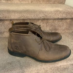 Timberland Chukka Brown Men's shoes boots size 12